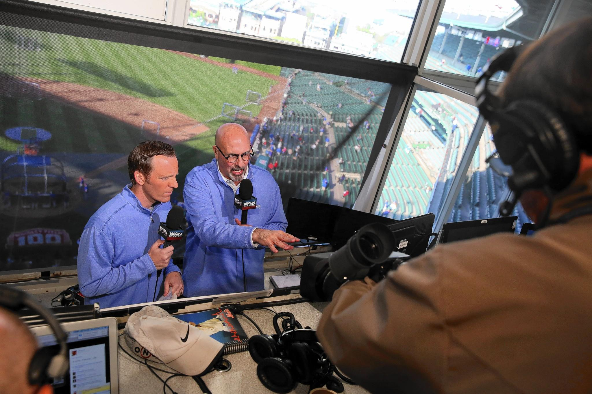 Chicago Cubs TV contract