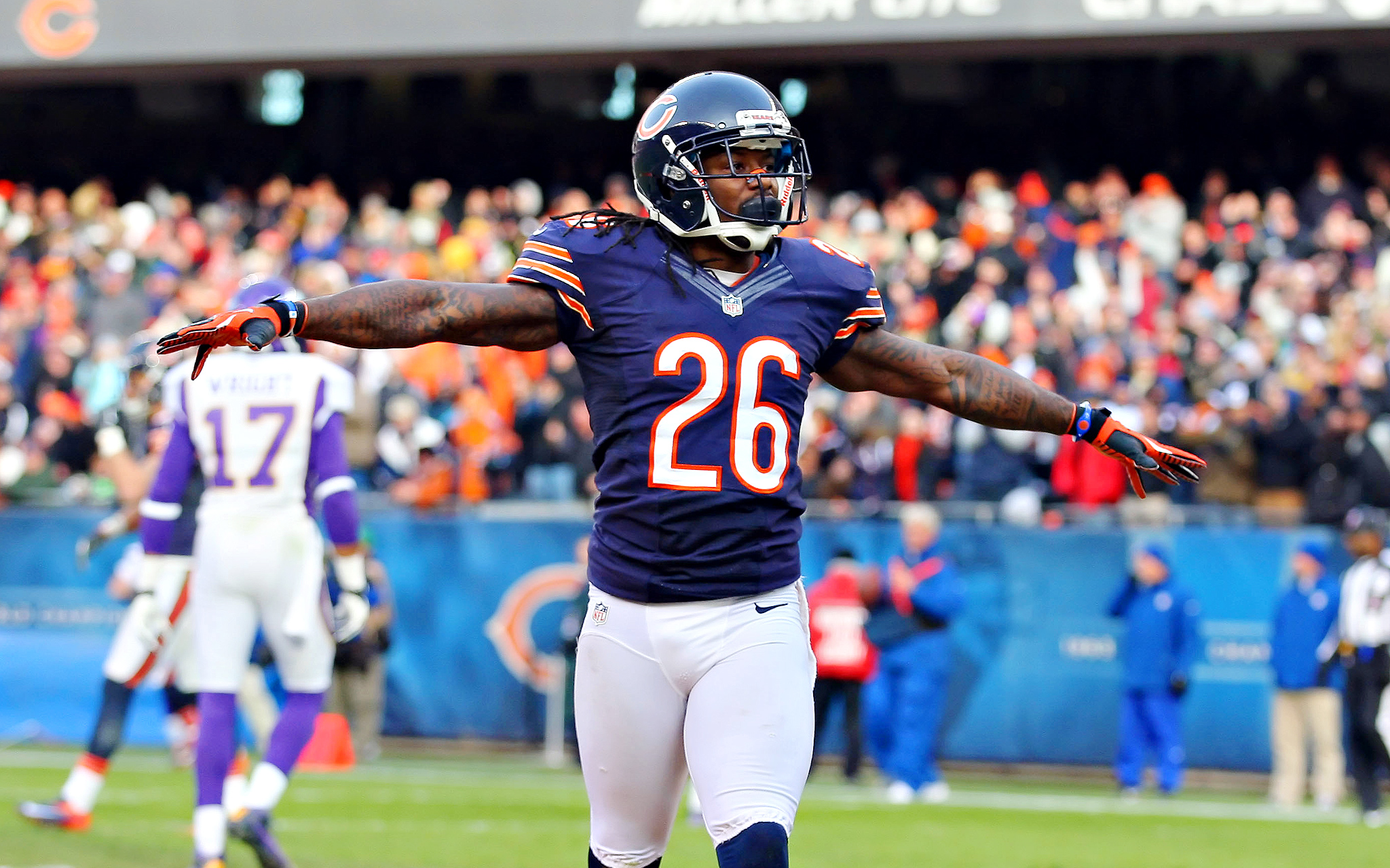chicago bears free agent