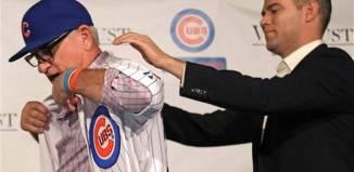 Theo Epstein, Joe Maddon, Chicago Cubs