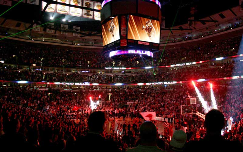 Chicago Bulls United Center