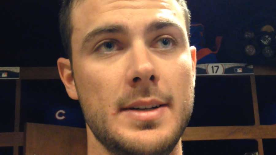 Kris Bryant, Interview, Chicago Cubs