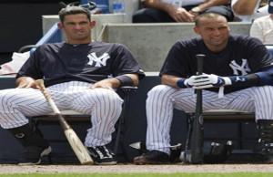 Did Derek Jeter And Jorge Posada Have Sex In Yankee