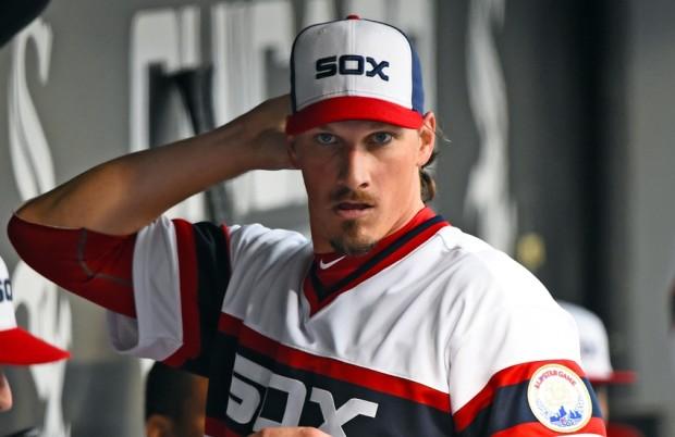 Jeff Samardzija Sox