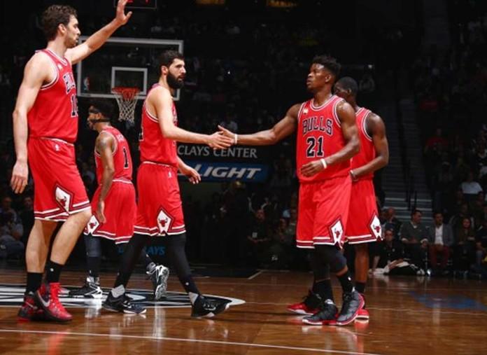 Chicago Bulls, Brooklyn Nets