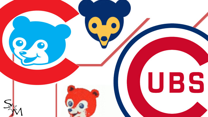 The Amazing Changes Made To The Chicago Cubs Logo Over The Years