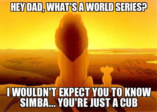 Cubs Meme