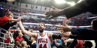 nikola mirotic returns bulls practice
