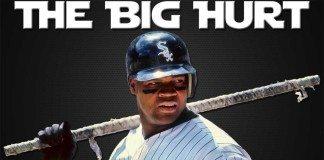 Frank Thomas, The Big Hurt, Chicago White Sox