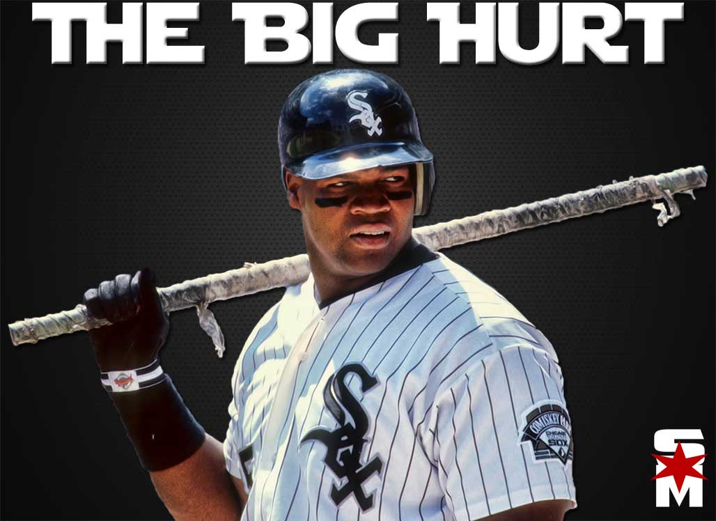 Frank Thomas, The Big Hurt, Chicago White Sox