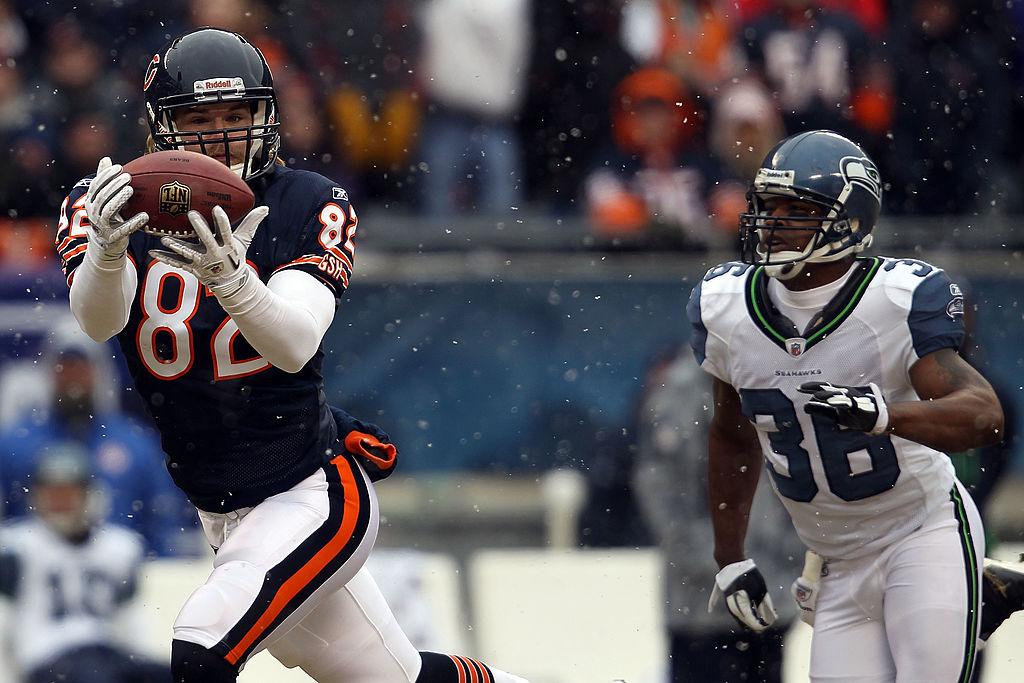 chicago bears playoff