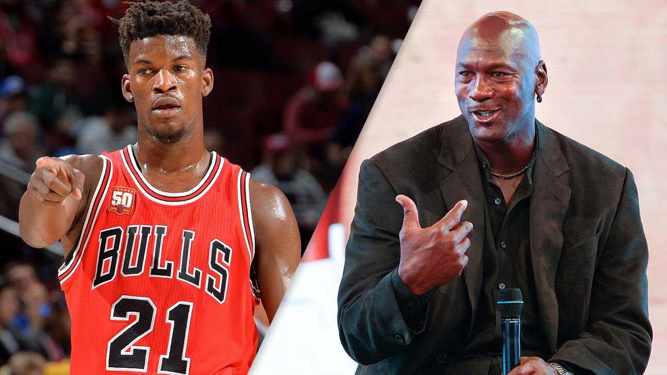 Rumor Jimmy Butler S Is Michael Jordan S Illegitimate Son