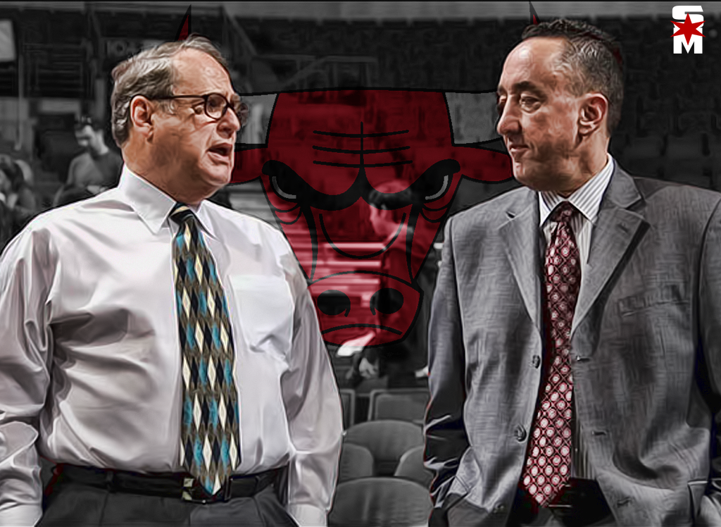 bulls working contract extension gar forman