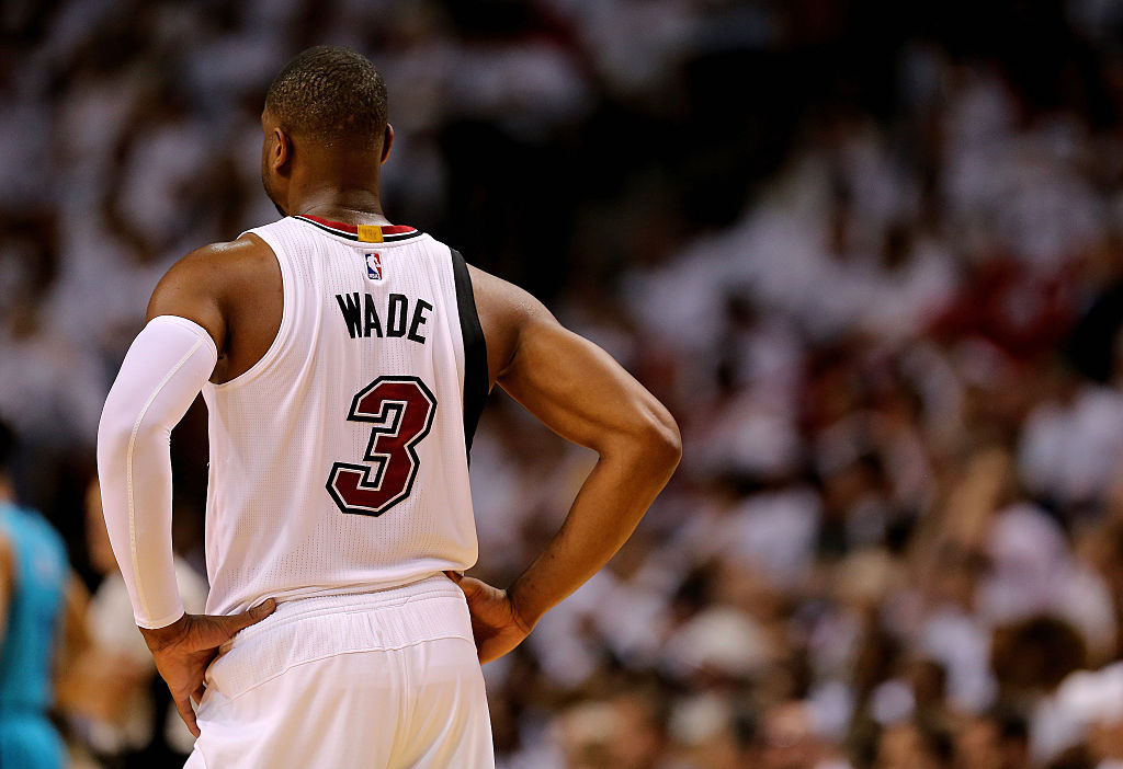 Chicago Bulls Have A Very Specific Reason To Sign Dwyane Wade