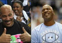 michael jordan epic comeback lavar ball trash talk
