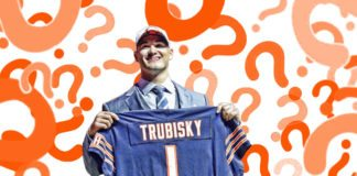 mitch trubisky draft day trade