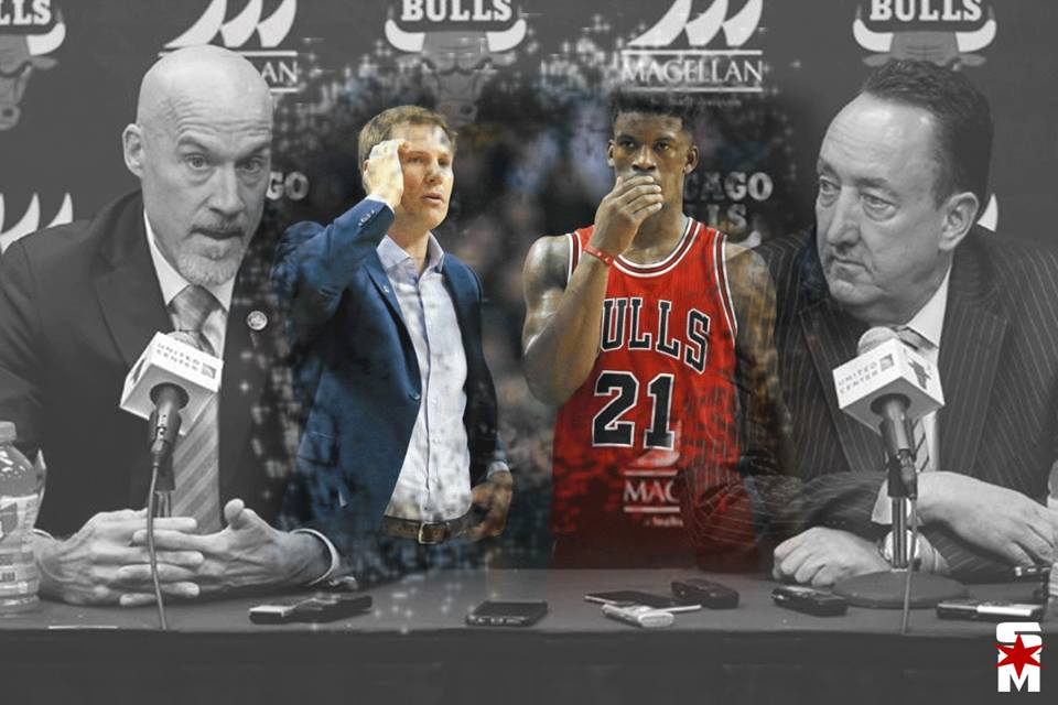 john paxson takes shot jimmy butler during press conference
