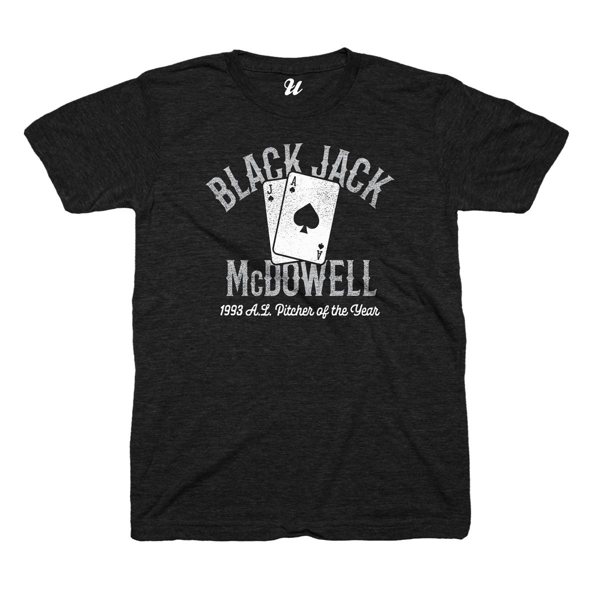 Black jack mcdowell