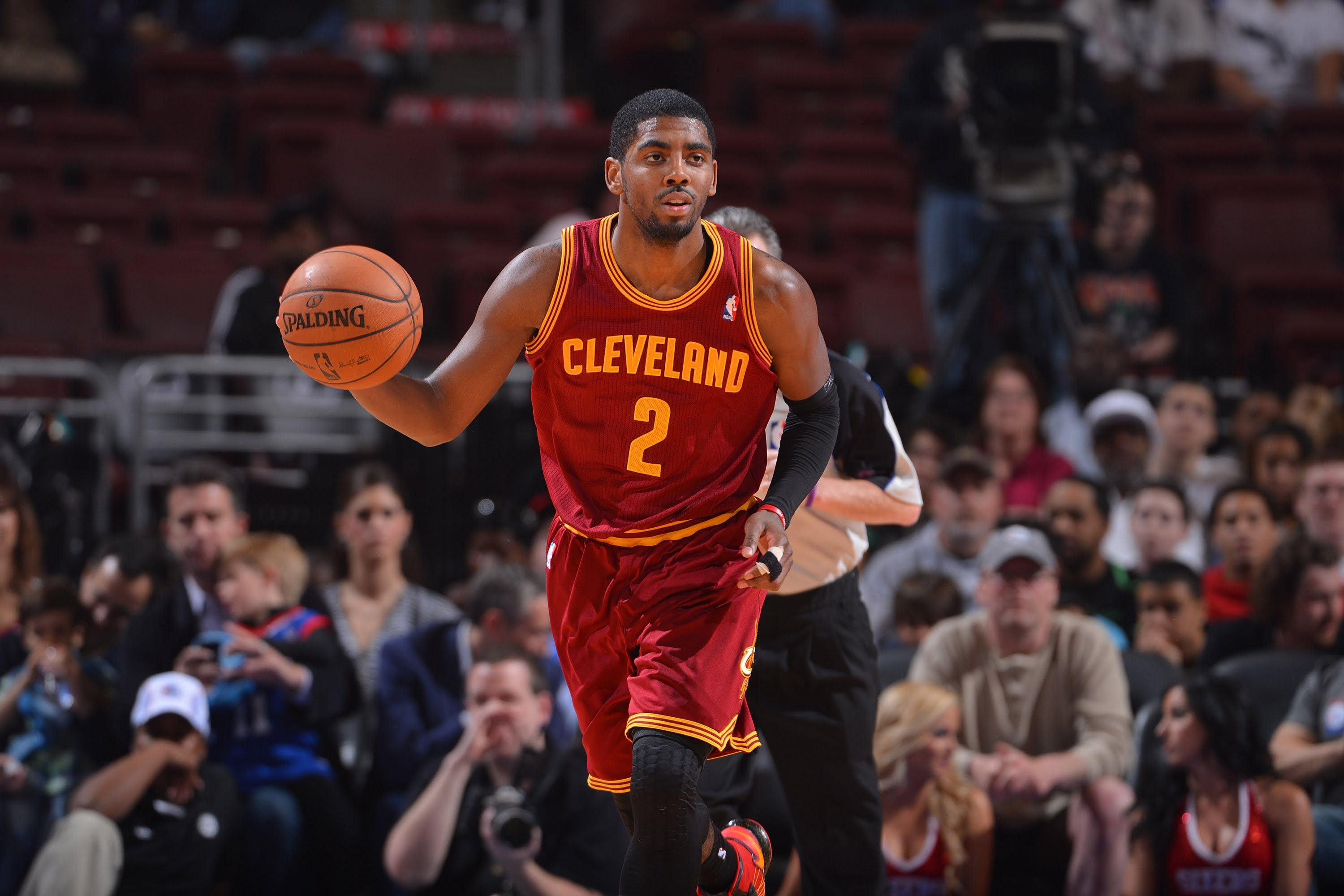 Kyrie Irving Requested A Trade To Chicago Before The Draft