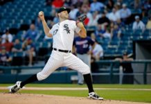 White Sox Giolito debuts with a solid outing.