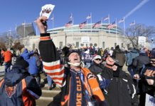 chicago bears ticket sales