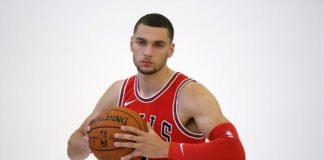 nba general managers survey bulls zach lavine