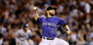 Chicago Cubs, Free Agent, Colorado Rockies, Starting Pitching, Chicago Cubs