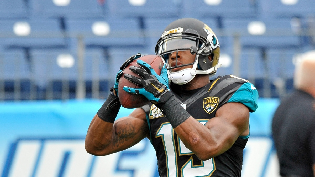 Why Allen Robinson May Actually Be In Reach for The Bears