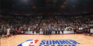 NBA Summer League logo