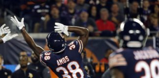 chicago bears free agency