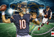 mitch trubisky and matt nagy