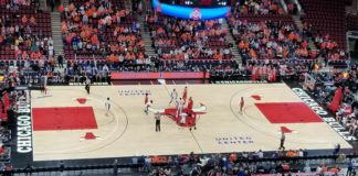 Illinois at the United Center