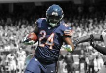 chicago bears trade jordan howard