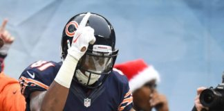 chicago bears undrafted