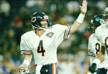 greatest chicago bears playoff upset