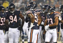 chicago bears schedule