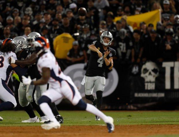 Raiders win