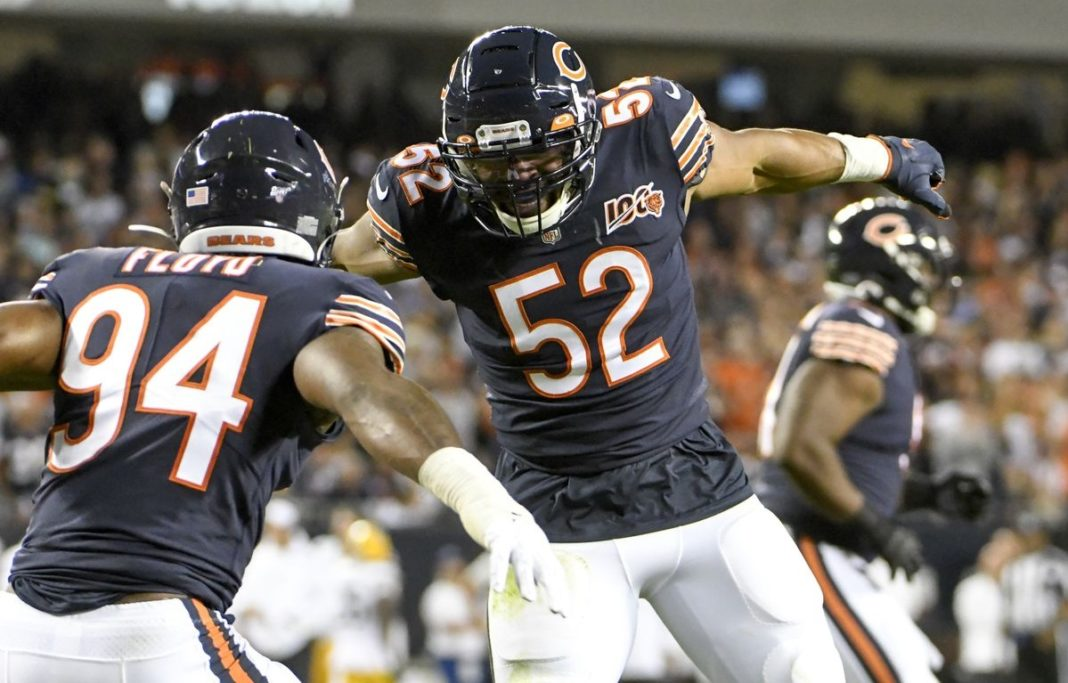 chicago bears defense