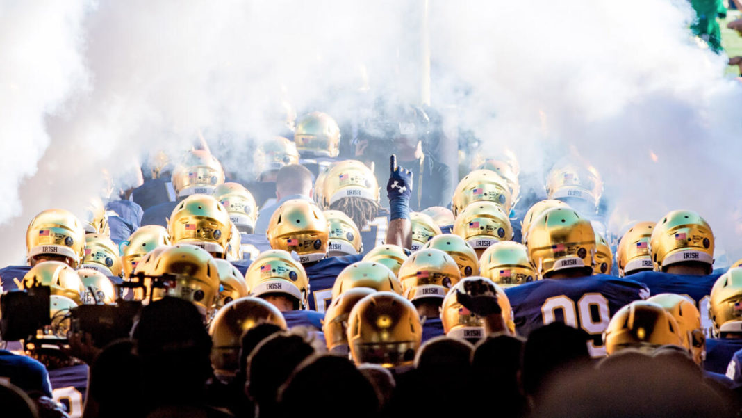 Remember Why You Root For Notre Dame