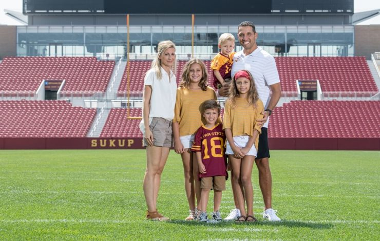 Matt Campbell Iowa State Football