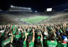 Notre Dame Fan Base