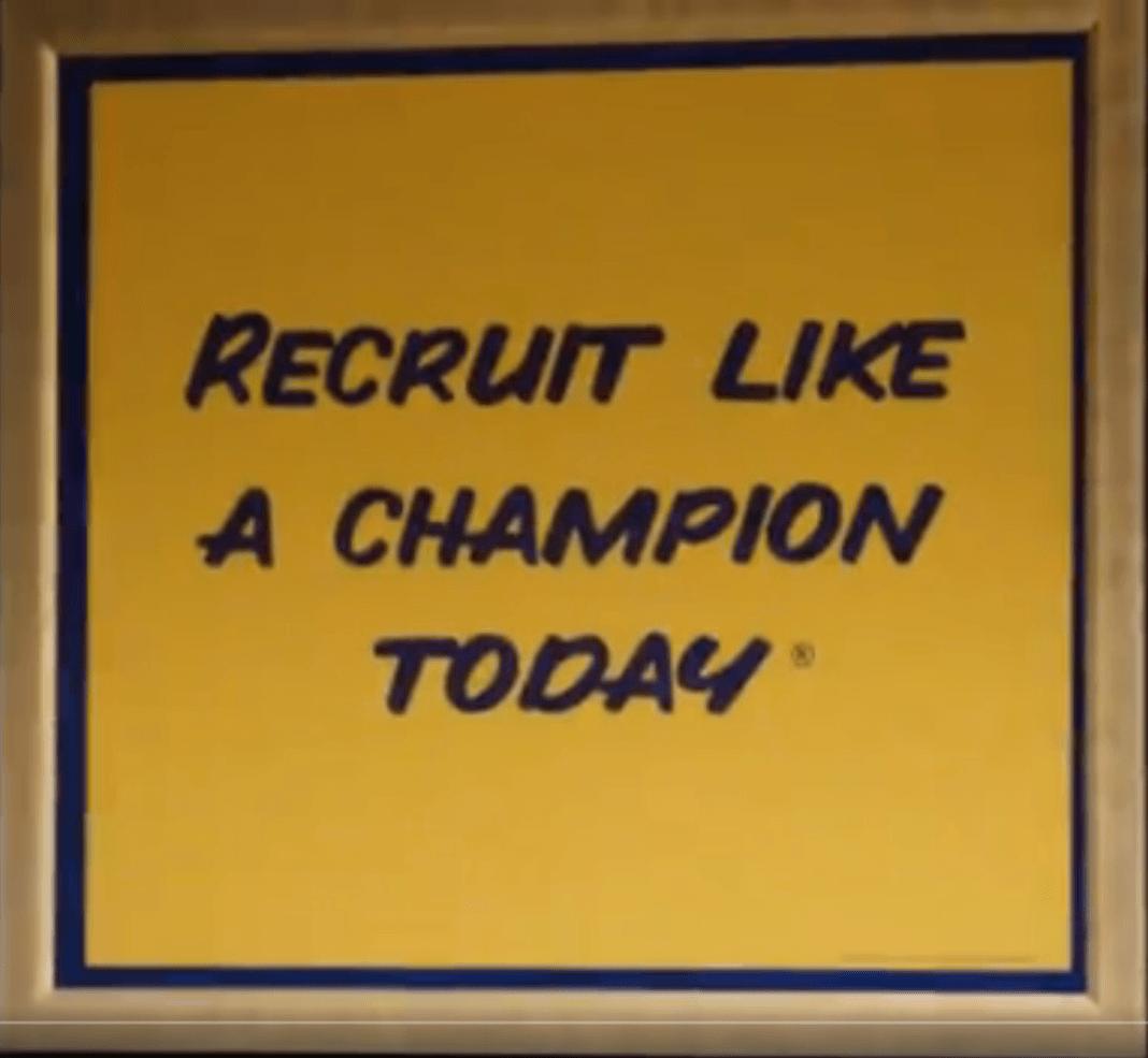 Notre Dame Recruiting
