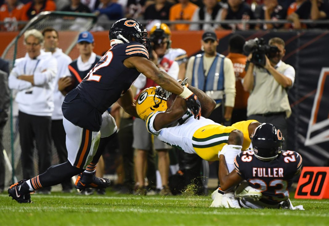 chicago bears stat