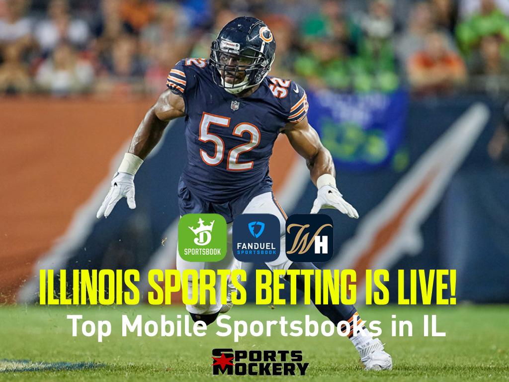 Illinois Sports Betting Apps