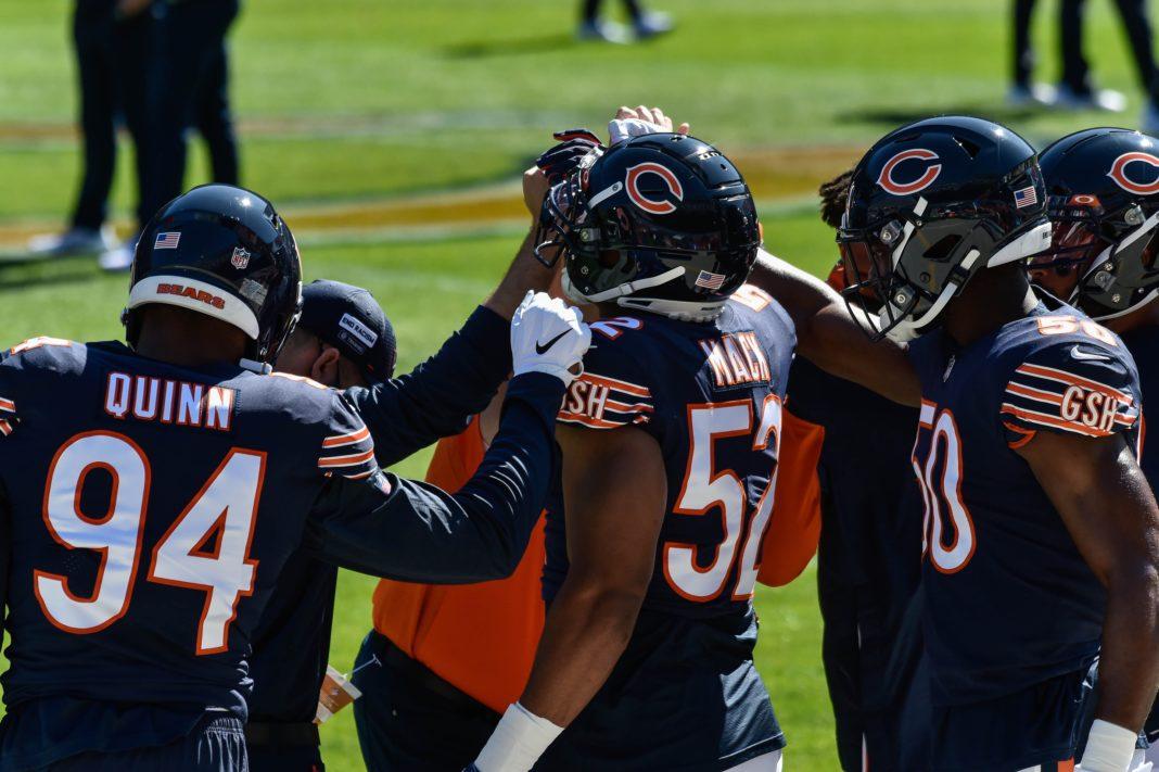 chicago bears pass rush
